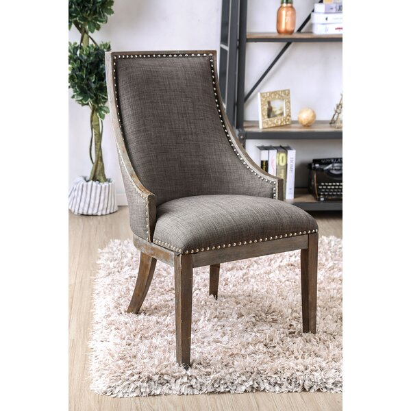 Nessa Barrel Chair by Gracie Oaks