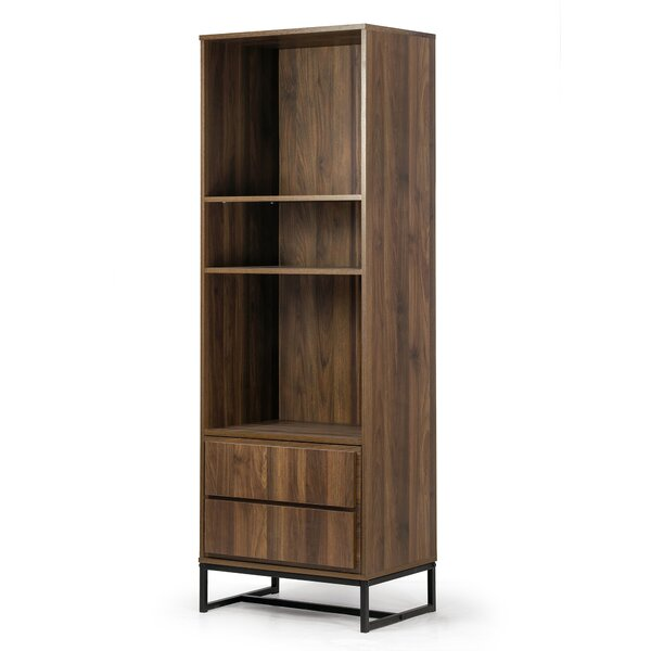 Uwais Standard Bookcase By Wrought Studio