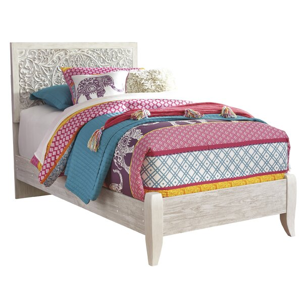 Paxberry Panel Bed by Trule Teen