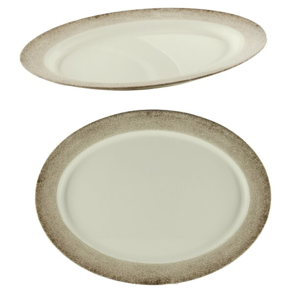 Hector Oval Platter by Bloomsbury Market