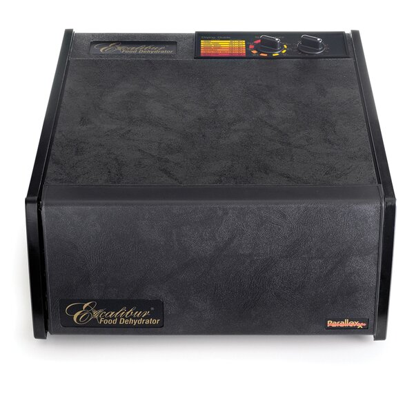 5 Tray Dehydrator with Timer by Excalibur