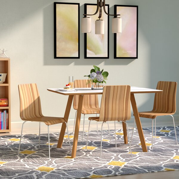 Blackshear 5 Piece Dining Set by Zipcode Design