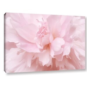 Pink Petals 2 Photographic Print on Wrapped Canvas by One Allium Way