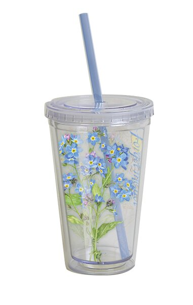 Guerande New Beginning Acrylic 16 oz. Insulated Tumbler by August Grove