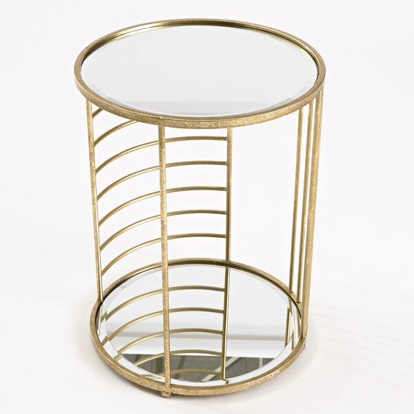 Linear Side End Table by InnerSpace Luxury Products