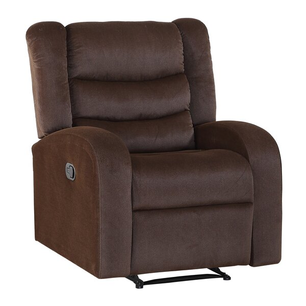 Hilson Manual Recliner By Red Barrel Studio