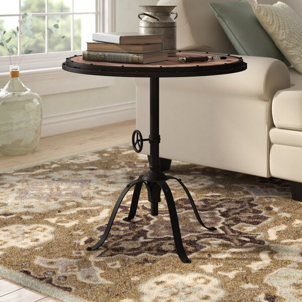 Buldan End Table by Trent Austin Design