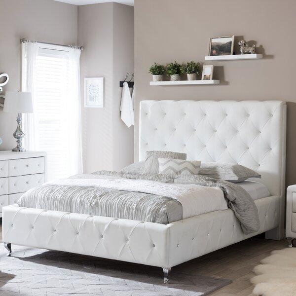 Lockesburg Upholstered Platform Bed by Mercer41