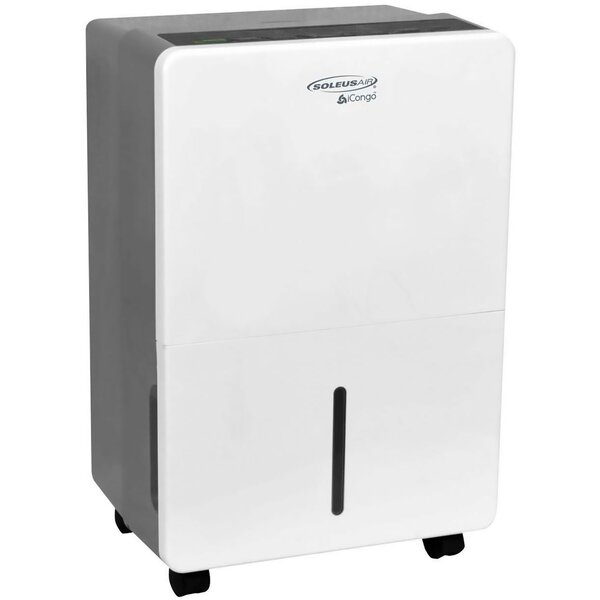 1.1 Gal. Evaporative Console Dehumidifier by Soleu