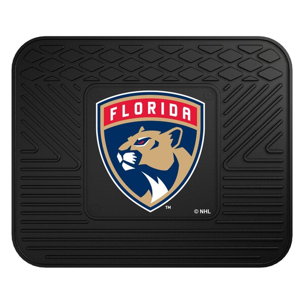 NHL Florida Panthers Kitchen Mat by FANMATS