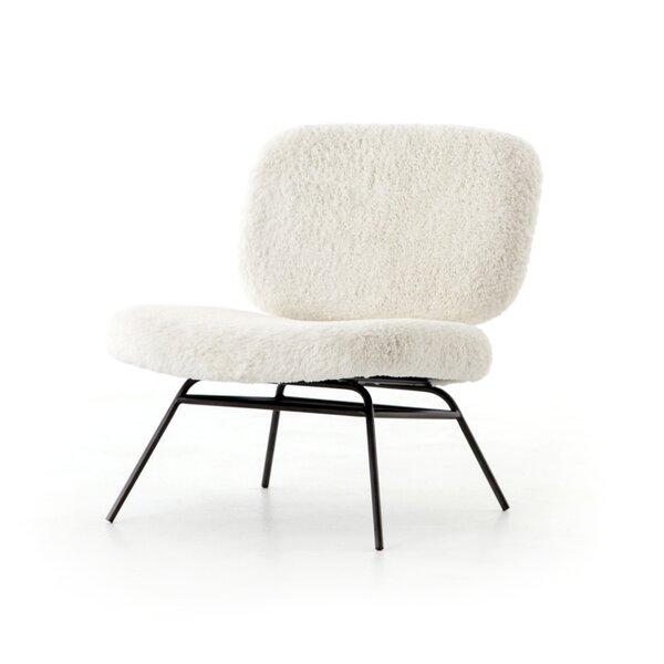 Allysandra Slipper Chair by Latitude Run Latitude Run