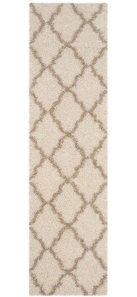 Charmain Ivory/Beige Area Rug by Willa Arlo Interiors