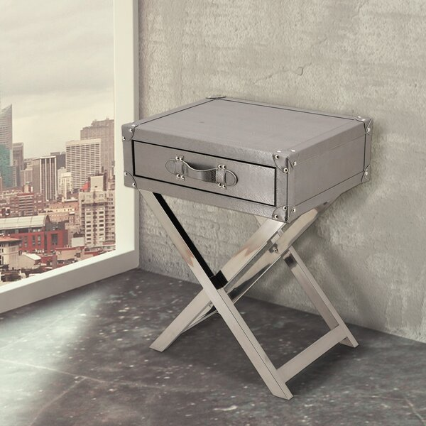 Haygood End Table By House Of Hampton