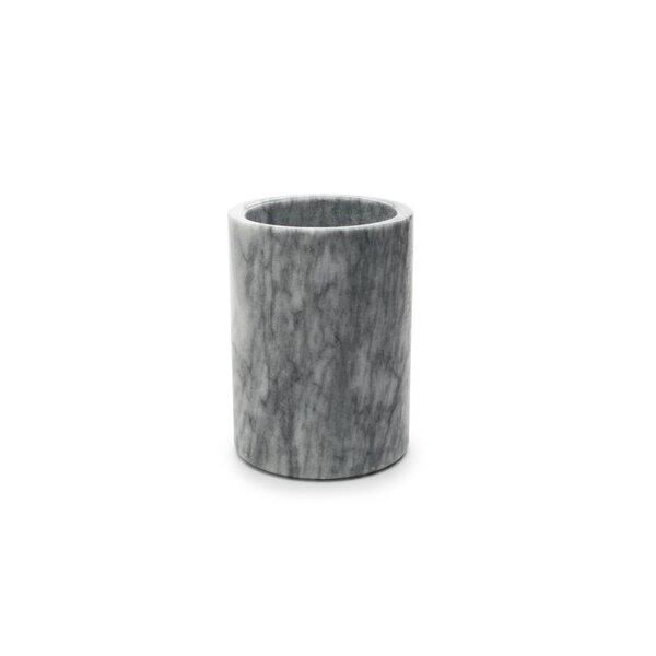 Belani Marble Utensil Holder by Mint Pantry