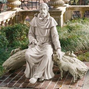 In Natureu0027s Sanctuary St. Francis Garden Statue