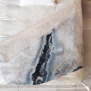 Ice Crystals Blanket
