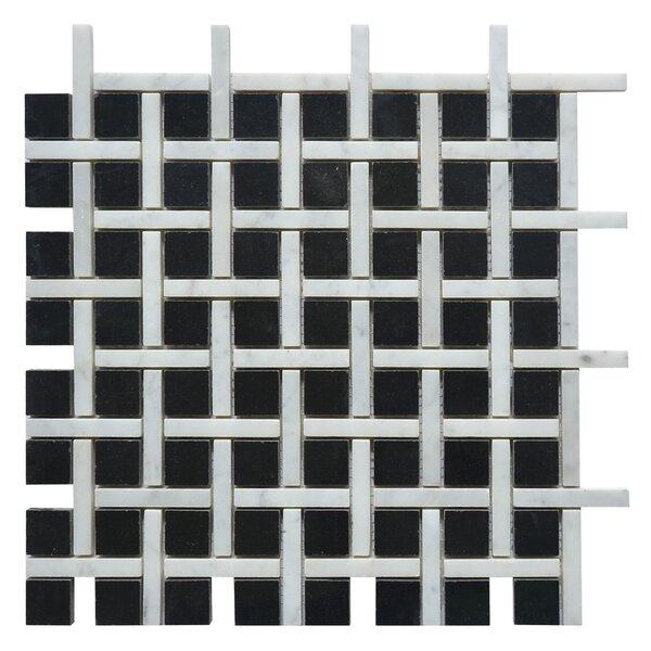 Apartment Series Random Sized Marble Mosaic Tile