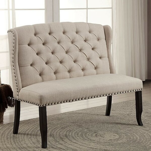 Artis Upholstered Bench By Canora Grey Wonderful