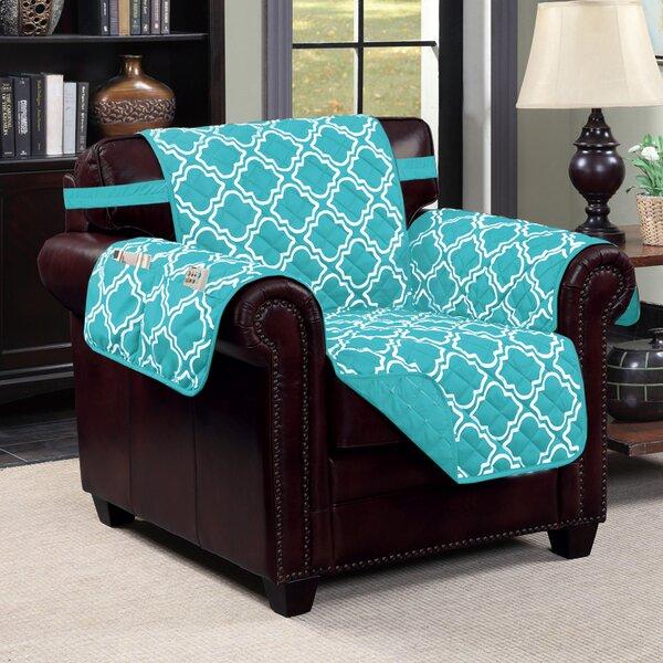 T-Cushion Armchair Slipcover By Ebern Designs