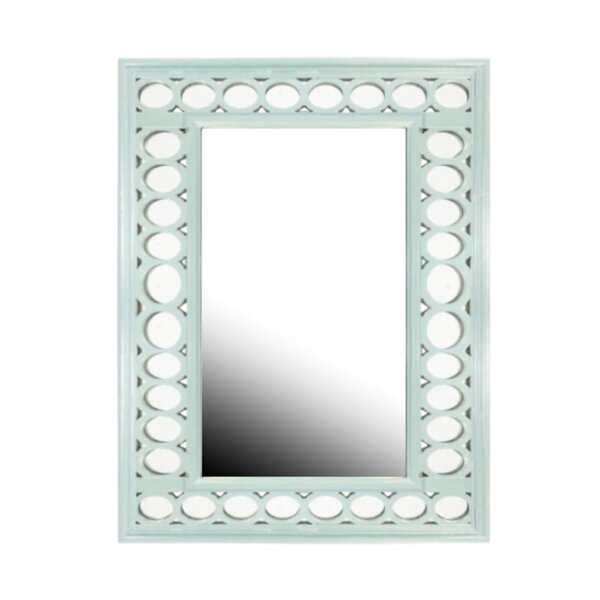 Crandallwood Attractive Wall Accent Mirror by Rosecliff Heights