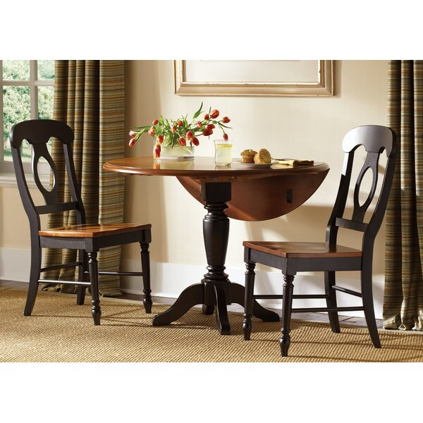 Perna 3 Piece Drop Leaf Dining Set by August Grove August Grove