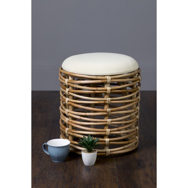 Leigh Accent Stool by Jeffan