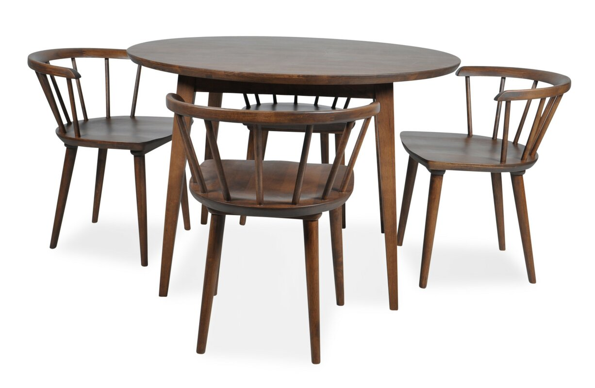 94 Three Falls 5pc Dining Set Composition 1 TMS