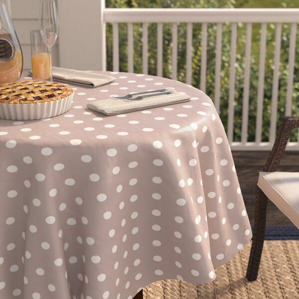 Rue Vinyl Indoor/Outdoor Tablecloth by Zipcode Design
