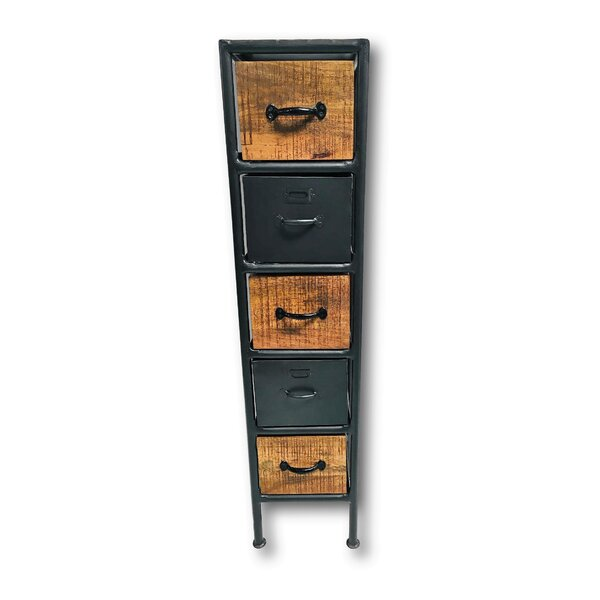 Bronto 5 Drawer Lingerie Chest by UrbanDesign
