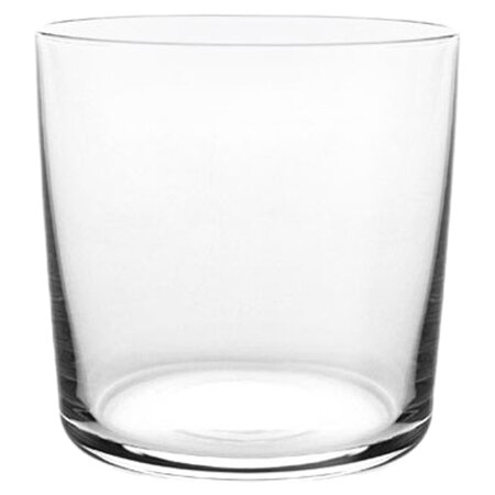 Alessi Tableware 4 Piece 11 oz. Crystal Every Day Glass Set (Set of 4) by Alessi