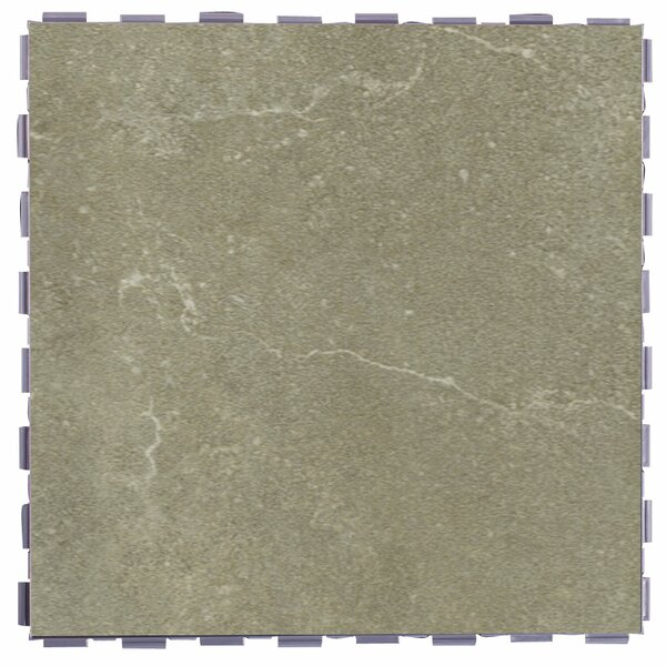 Classic Standard 12 x 12 Porcelain Field Tile in Endicott by SnapStone