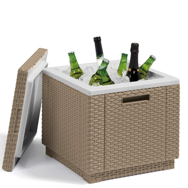 Ice Cube Beverage Tub By Suntime Outdoor Living.