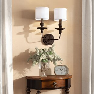 Savings 2-Light Wall Sconce By Birch Lane™