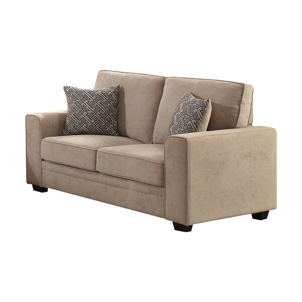 Lueras Loveseat by Ivy Bronx