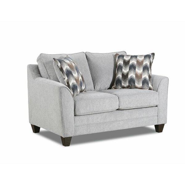 Traynor Loveseat by Ebern Designs Ebern Designs