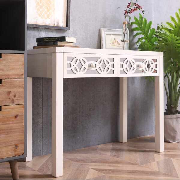 Azariah Console Table by Rosdorf Park