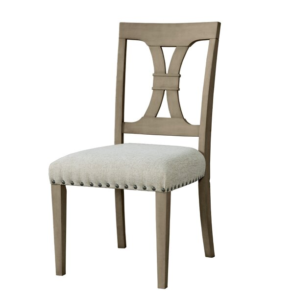 Schutz Dining Chair (Set of 2) by Gracie Oaks