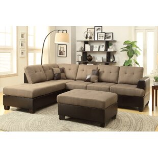 Michael Sectional with Ottoman