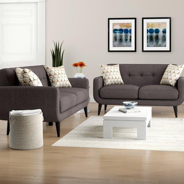 Tifton 2 Piece Living Room Set by Ivy Bronx