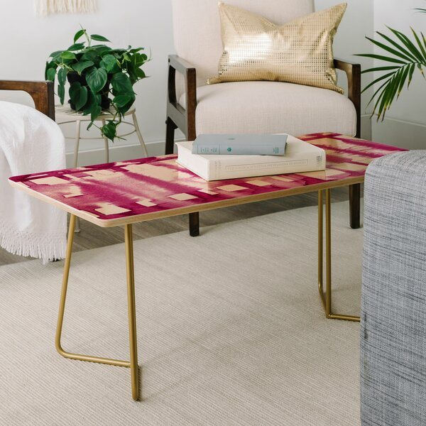 Lisa Argyropoulos Wild Coffee Table by East Urban Home