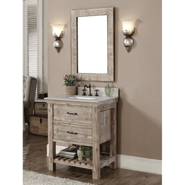 Clemmie 31 Single Bathroom Vanity Set by Laurel Foundry Modern Farmhouse
