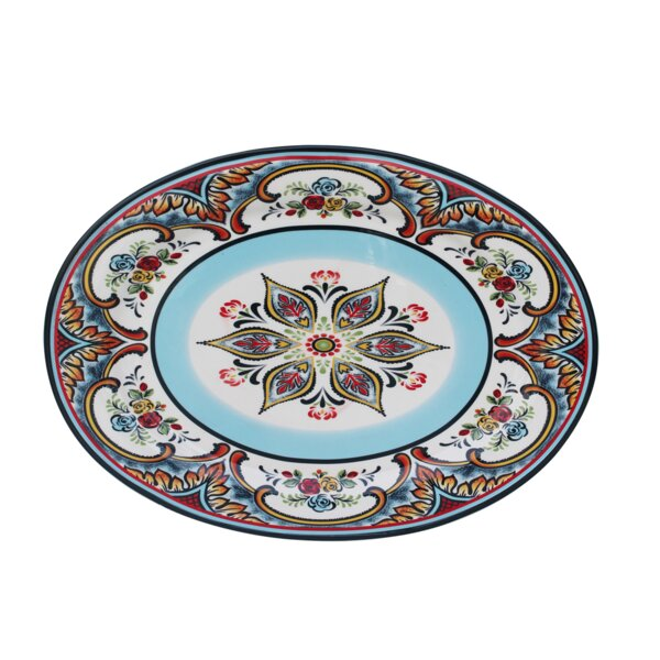 Hong Oval Platter by Bungalow Rose