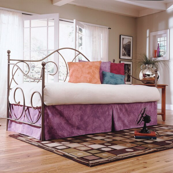 Steelton Traditional Metal Frame Daybed by August