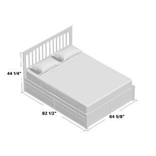 Arkwright Storage Platform Bed