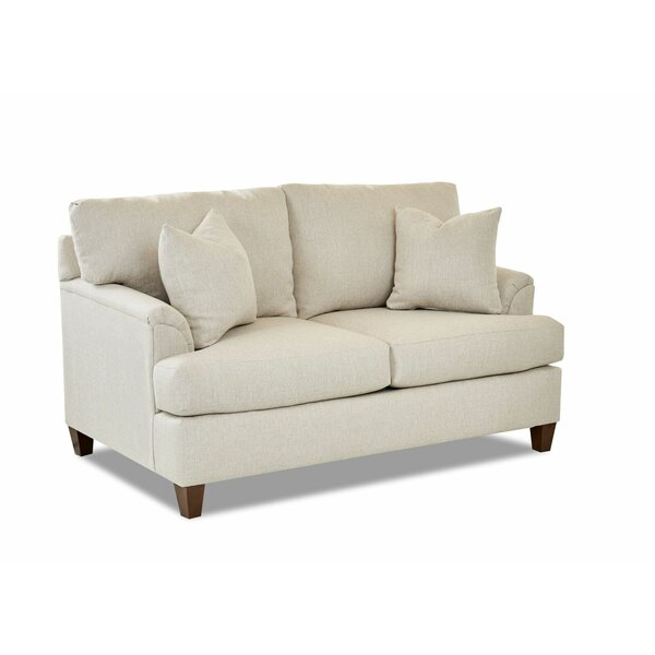 "Angie Loveseat by Wayfair Custom Upholsteryâ""¢"