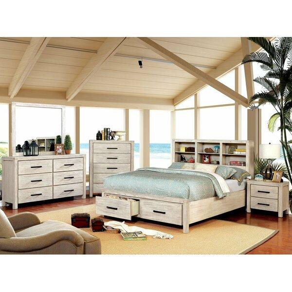 Triplett Platform Configurable Bedroom Set by Rosalind Wheeler