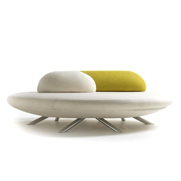 Flores Round Soft Seating by Segis U.S.A