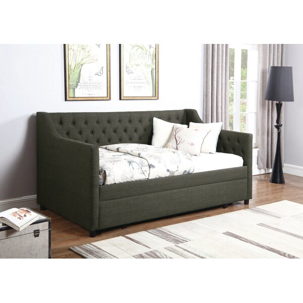 Locksley Twin Daybed by Rosdorf Park