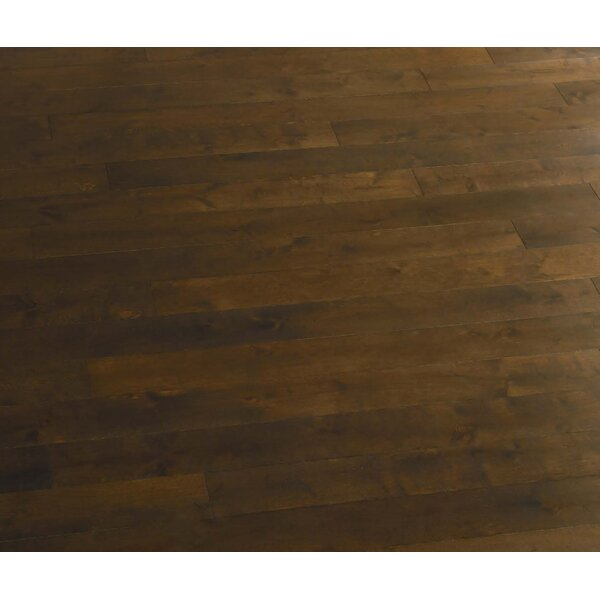 Florence 7.5 Engineered Oak Hardwood Flooring in Espresso by Branton Flooring Collection