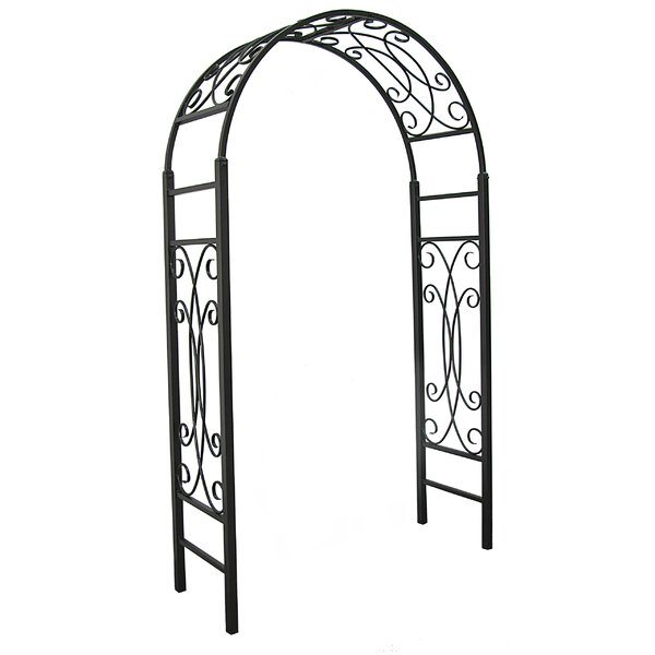 Bradford Steel Steel Arbor by Innova Hearth and Home